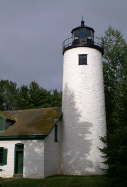 Old Michigan Island Lighthouse